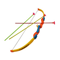 Pfeil und Bogen Set Kinderbogen Sportbogen mit Pfeile Spielbogen 39cm Archery