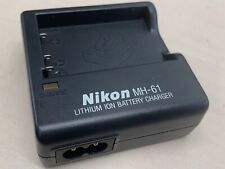 Nikon MH-61 Battery Charger for Coolpix 3700 4200 5200 & P Series Digital Camera