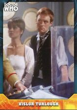 Doctor Who Signature Series Base Card #50 Vislor Turlough