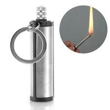 3PCS Emergency Fire Starter Magnesium Flint Match Striker Lighter Camp Survival
