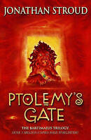 Ptolemy's Gate (The Bartimaeus Sequence), Stroud, Jonathan, Very Good Book