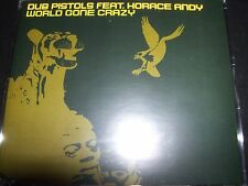 Dub Pistols Feat Horace Andy World Gone Crazy Remixes CD Single – Like New