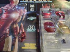 Iron Man DeAgostini uscita n.1 Casco + Fascicolo Sigillato da Edicola Costruisci