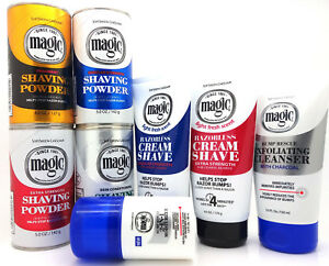 Magic-Shave-Shaving Powder/Razorless Hair Removing Cream -by Softsheen ® Carson!