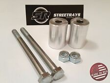 "[SR] Suzuki Boulevard Volusia C50 C90 Intruder VL1500 2"" Handle Bar Riser Kit"