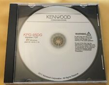 Kenwood Programming Software KPG-95DG v7.01 TK-5210 TK-5710 TK-5710H TK-5310