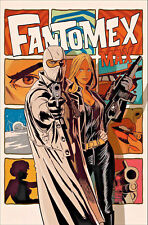 Fantomex MAX; Graphic Novel Collecting Fantomex MAX #1-4; 96 pgs, 2014 TPB X-Men
