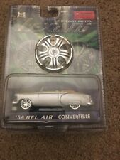 1954 Bel Air Convertible Diecast 1:64 Toy Car Chevy Unopened