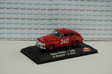 Car Rally Volvo PV 544 Mounted Carlo 1962 #340 1/43 Ixo Atlas Scandinavia 20