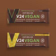 v24 Protein Meal Bar Vegan (x15) NEW & UNOPENED