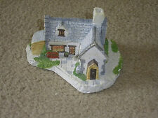 1985 PETER TOMLINS NATURECRAFT MEMORY LANE COTTAGE NAMED  VILLAGE TEA SHOP