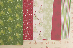 Christmas Trees scrapbooking paper colorful xmas craft 250gsm fancy cardstock