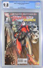 Jokers Asylum II Harley Quinn #1 CGC 9.8 2010