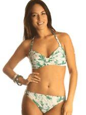 Briefs Bikini Sets Floral Plus Size Swimwear for Women