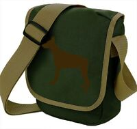 Doberman Pinscher Dog Walkers Gift Bag Dobe Birthday Gift Doberman Bag