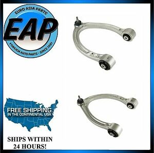 For Mercedes CL550 S400 S600 Front Upper Control Arm Ball Joint Set Of 2 NEW