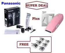 Panasonic Pro Geniune1511s &1431 Hair Clippers Plus attachments combs Free Deal