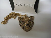 AVON ZOEY PANTHER NECKLACE - Brand New In Gift Box