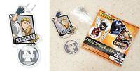 My Hero Academia Stand Mini Acrylic Keychain 2B Mashirao Ojiro Tailman Licensed