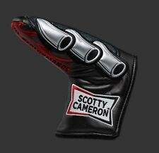 2021 Scotty Cameron Manifold Headcover Standard Johnny Racer Black Sold Out New