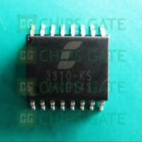 1PCS CS3310KS Encapsulation:SOP-16,Stereo Digital Volume Control