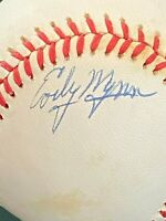 EARLY WYNN Autographed Signed Baseball Cleveland Indians Chicago White Sox GAI