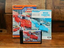 Konami Road Fighter for MSX - Cartridge with Box and Instructions