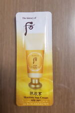 The History Of Whoo Jin Hae Yoon Sun Cream 100ml(1ml*100ea)SPF50+/PA+++