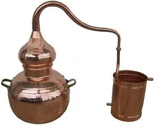 Distillery 3 liters * Alambicco * Alambique * Alembic * Still * Moonshine copper