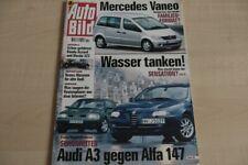 3) Auto Bild 50/2000 - Volvo V40 2.0 T mit 165PS i - VW Passat 1.9 TDI mit 100PS