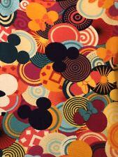 NWT LuLaRoe Disney Amelia Minnie Mickey Mouse Dress - Multicolor - Size XXS