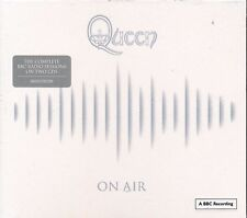 QUEEN On Air 2-disc CD NEW My Fairy King Nevermore BBC Radio Sessions