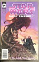 Star Wars Dark Empire II #3-1995 vf/nm 9.0 Dark Horse Newsstand Variant