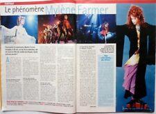 Mag 2000: MYLENE FARMER_MARIA PACOME_RICHARD DEAN ANDERSON