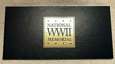 """National WWII Memorial """"Tribute To A Generation"""" First Day Of Issue Postal Cover"""