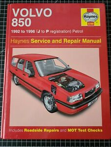 Volvo 850 Service and Repair Manual (Haynes Service... | Buch | Zustand sehr gut