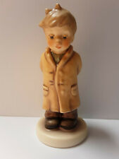 "New ListingGoebel Hummel ""Too Shy To Sing"" #845, 4"" tall Tmk8, Hummel Club Exclusive"