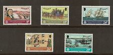 Jersey 310 - 314 - World Communications Year. Set Of 5. MNH. OG. #02 JERS310s