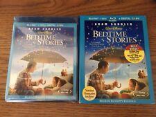 Shrink Wrap Sealed Walt Disney Bedtime Stories Blu-ray + DVD (Canadian)