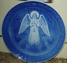 Royal Copenhagen 1959 Christmas Night Plate - 7 1/8""