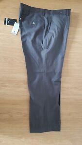 """Giorgio Armani Le Collezioni  Mens Light Grey Trousers 40"""" waist - BNWT"""