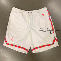 NWT Nike AV4768-133 Men's Jordan Russel Westbrook Mesh Why Not Shorts Size Large