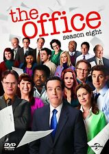 The Office Season 8 5er [DVD] NEU An American Workplace Komplette Staffel Series