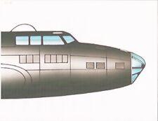 Squadron B-17C/D Clear Aircraft Canopy Sq9139
