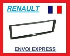 Adaptateur façade cadre réducteur autoradio pour Renault Mégane 2 Modus Clio 3