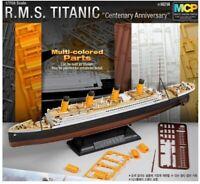 Academy Toys 1/700 R.M.S TITANIC Centenary Anniversary Model Kit #14214_amga