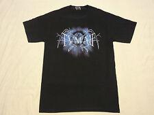 TYMAH logo SHIRT S,Craft,Baptism,Lunar Aurora,The Chasm,Taakeferd,Aosoth,Taake