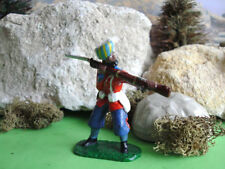 Painted Plastic Indian Toy Soldiers