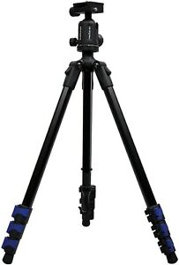 Hahnel Triad 40 Lite Professional Light Weight Aluminium Alloy 4-Section Tripod
