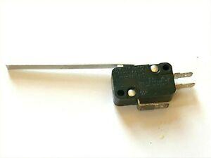 rodillo de largo 150 ° C Q.C dog-leg Cherry D45U-V3RD Microswitch SPDT 16 A